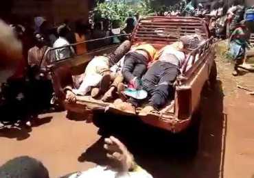 Cameroun/NOSO : Un air de terreur planifiée lors du CHAN 2021, comme lors du Commandement Opérationnel en 2000. J.D.D Momo était témoin