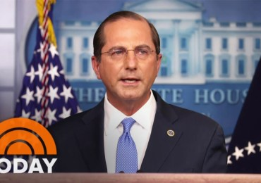 Etats-Unis : Démissionaire, le ministre Alex Azar met Trump en garde contre toute perturbation de l'investiture de Joe Biden