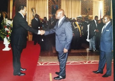 "55 milliards de plus pour la finition du ""Stade Paul Biya"" (163 milliards déjà engloutis), Penda Ekoka corrige sévèrement Paul Biya"