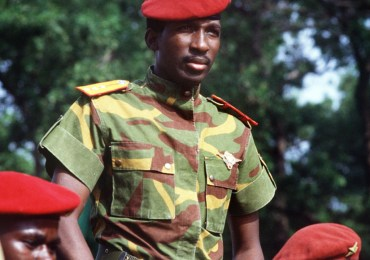 Un artiste confirme que Sankara n'est pas mort