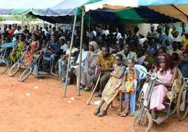 Le Mouvement Restauration au chevet des femmes handicapées à Maroua