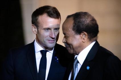Emmanuel macron maintient un soutien assidu à Paul Biya dans ses derniers jours