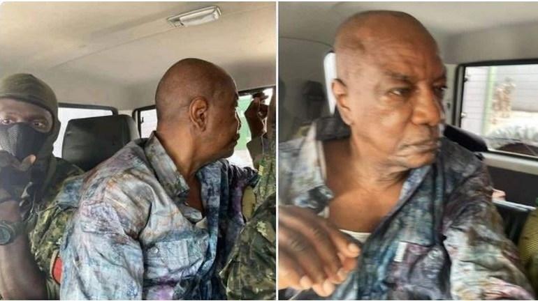 Guinée : La junte du Lt-Colonel Doumbouya exclut tout départ en exil de l'ancien dictateur Condé (DW)