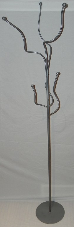 Crazy top metal coat rack