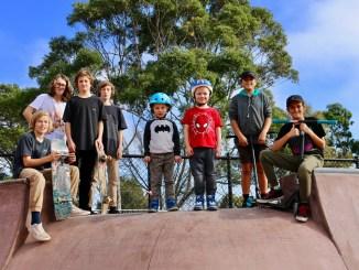 Chelsea Bicentennial skate park - Cameron Howe