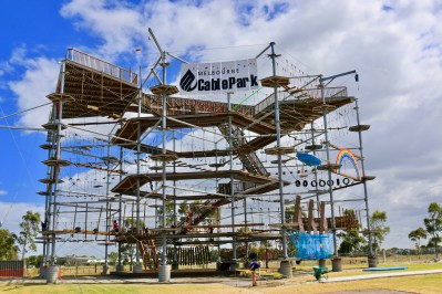 Climb Melbourne at Melbourne Cable Park by Cameron Howe