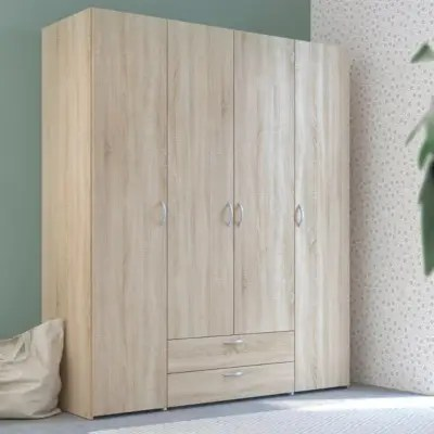 armoire penderie rangement chambre camif