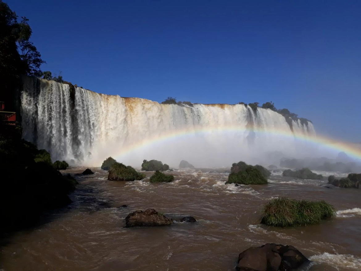 Visitando as Cataratas do Iguaçu – Foz do Iguaçu