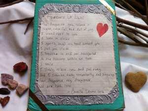 Fragrance of Lilac Poem #2 5.2016