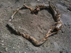 Stick Heart April 2013