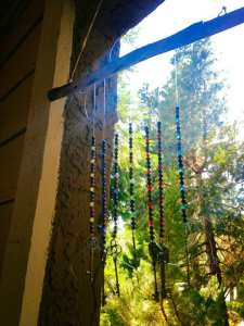 Skeleton Key Wind Chimes 4.9.17 #1
