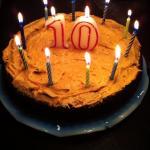 Thomas 10th Birthday 11.14.15 #1