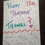 Thomas Birthday Celebrations 11.13.17 #20