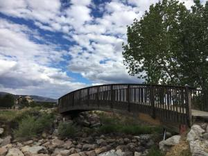Bridge Walk with Thomas Vintage Lake 5.15.18
