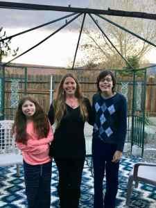 team tlc - thomas, lillian, camilla - november 2018 - thanksgiving