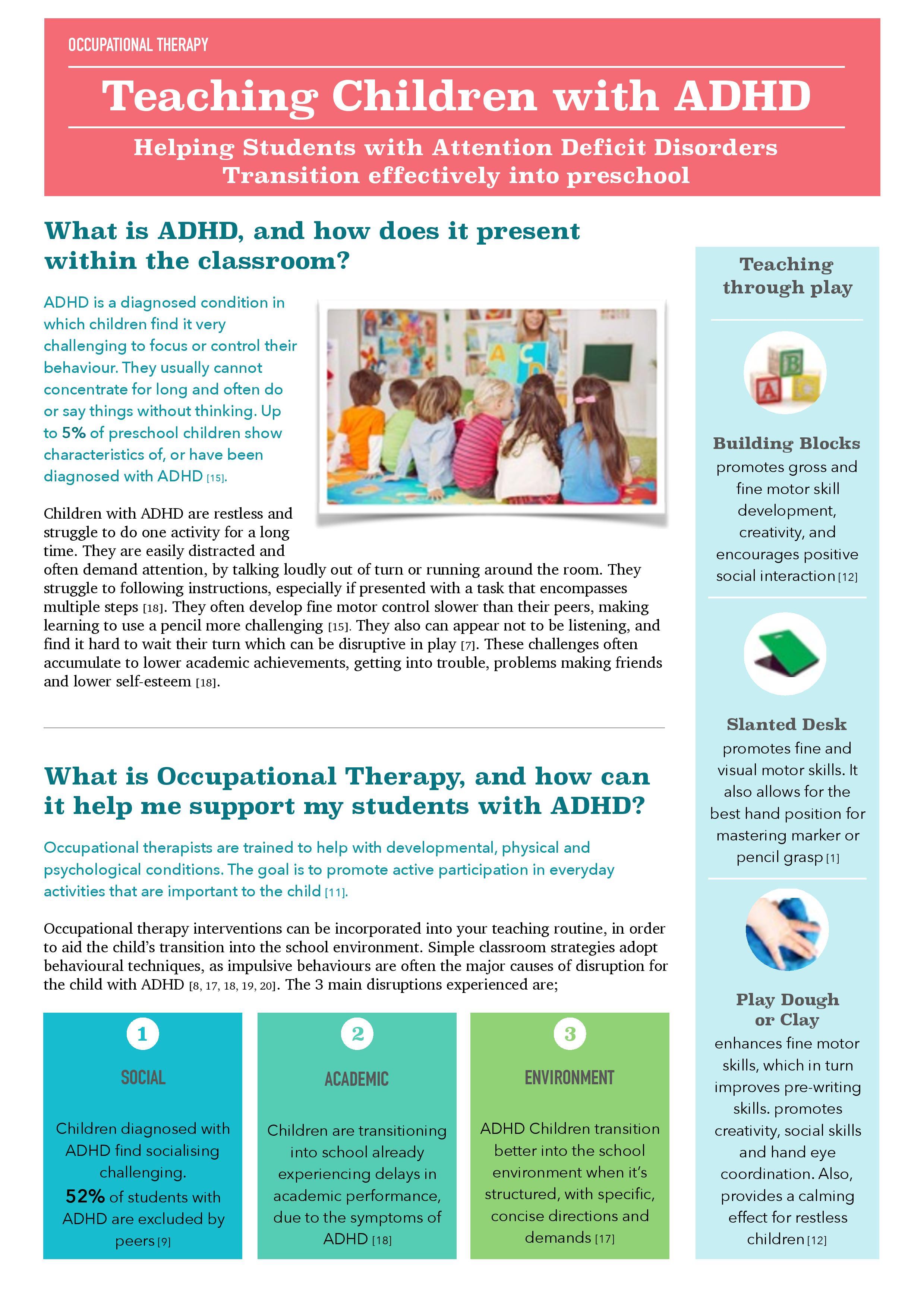 Leaflet For Teachers