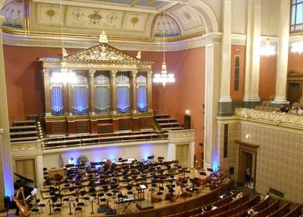 salle de concert prague