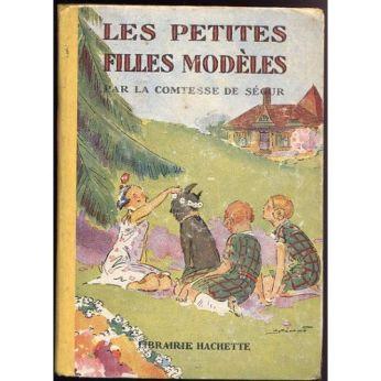 Les-Petites-Filles-Modeles-Illustrations-De-A-Pecoud-Livre-846254731_L