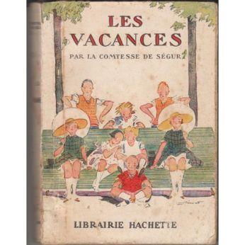 les-vacances-illustrations-pecoud-de-comtesse-de-segur-906614522_L