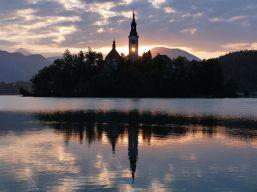 Bled Lake, Slovenia - 2013, personal trip