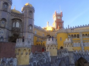 Sintra, Portugal - 2014, PHYCS Conference