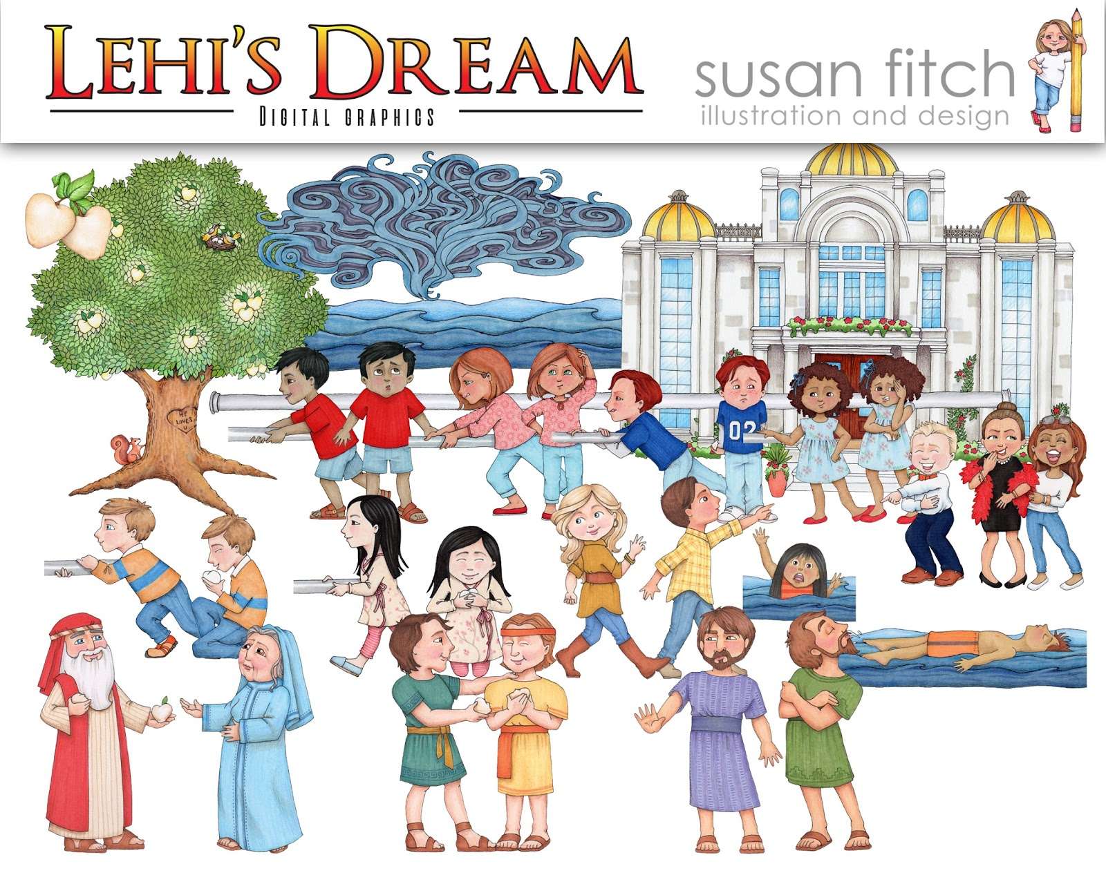 Susan Fitch Giveaway