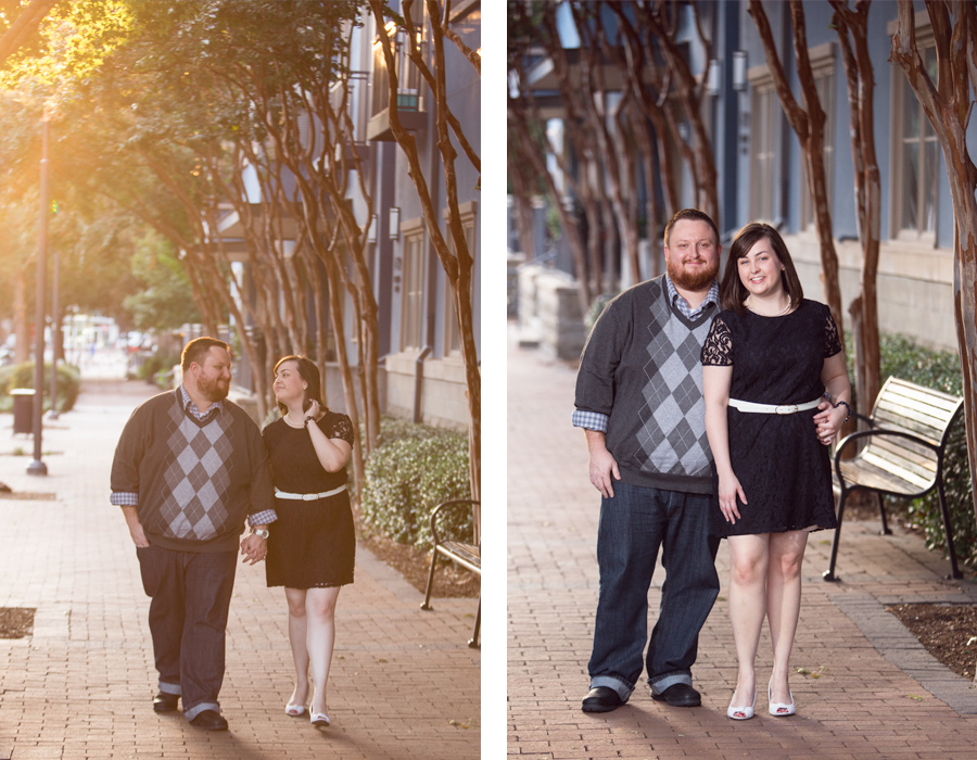 shops at legacy plano engagement session