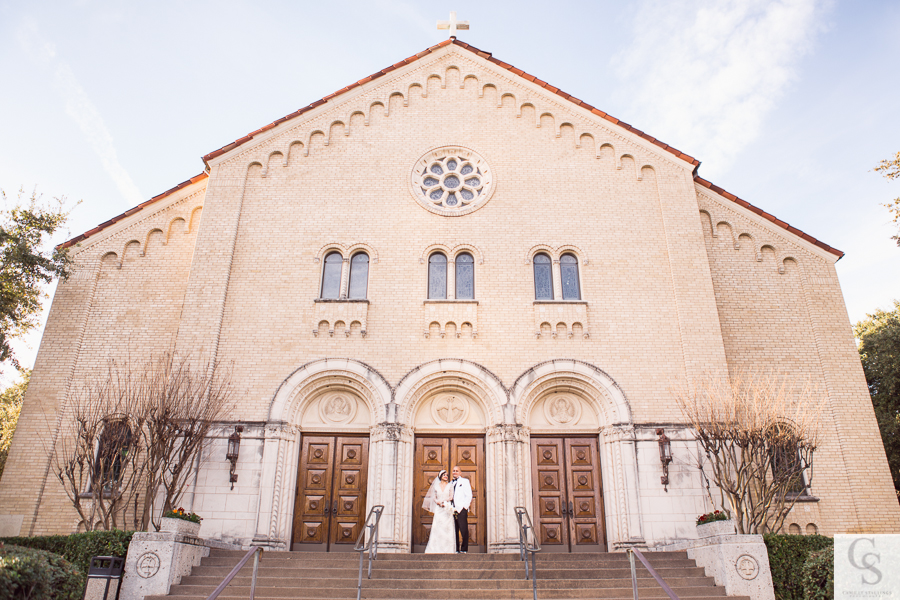 Catholic Weddings Dallas
