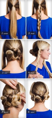 pretty simple triple braided