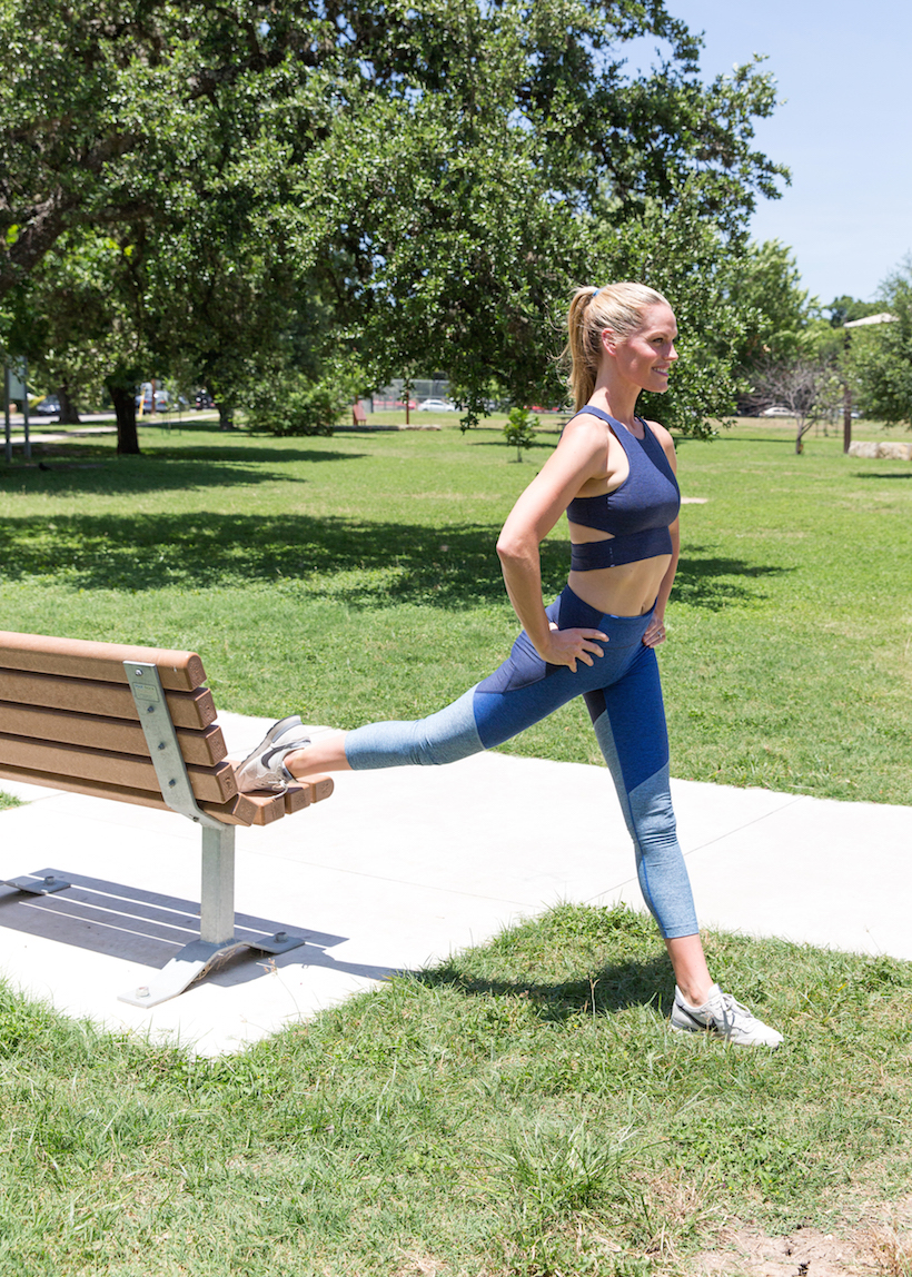 Ditch The Gym With These 5 Outdoor Exercises Camille Styles