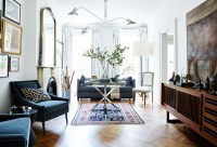A Glamorous Brooklyn Brownstone - Camille Styles