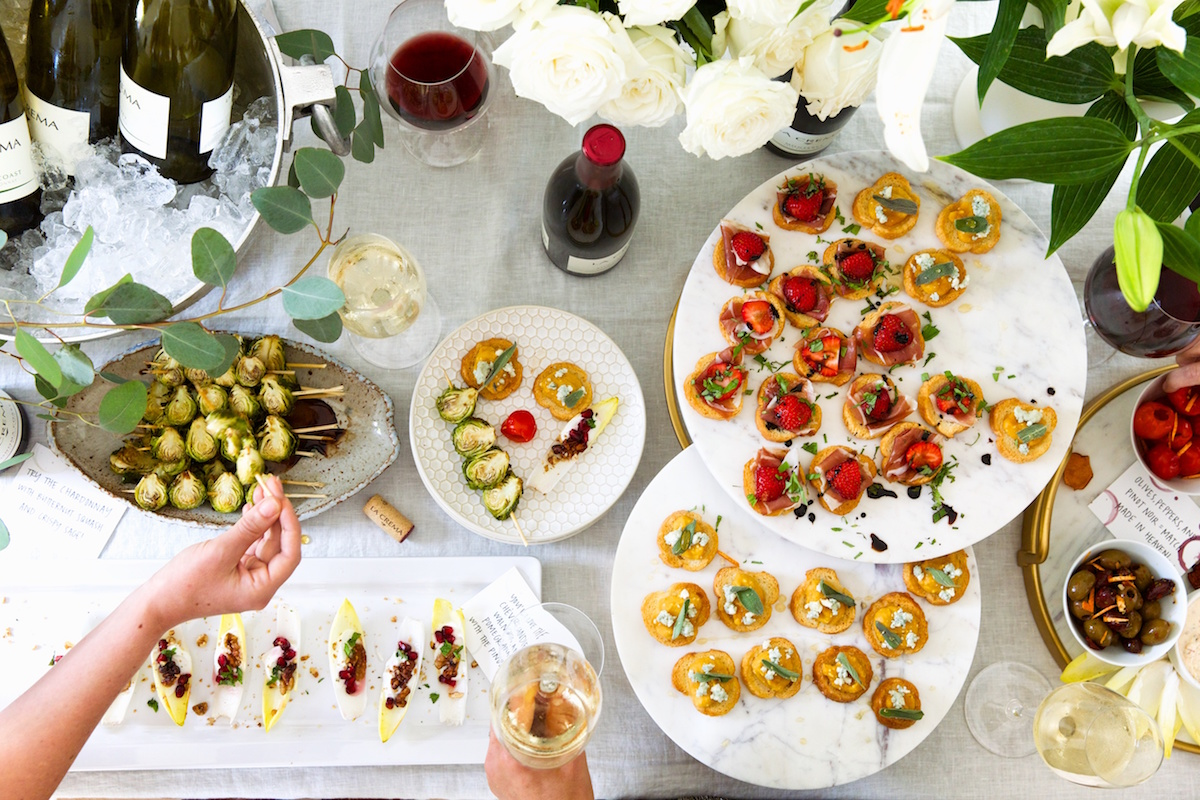The Easiest Party Appetizers To Feed A Crowd, According To Pinterest