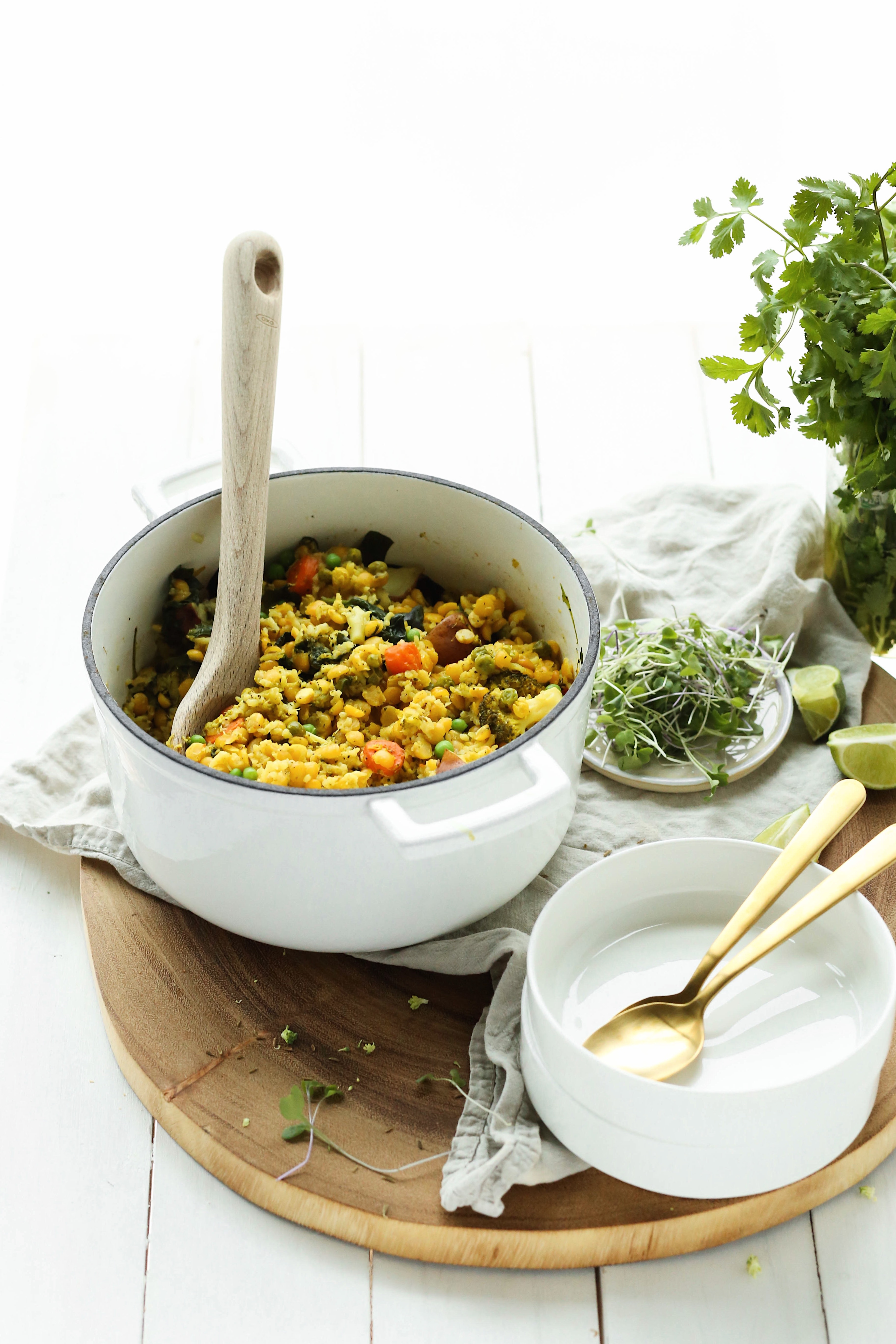 This Vegetable-Packed Kitchari Is The New Way to Cure Your ...