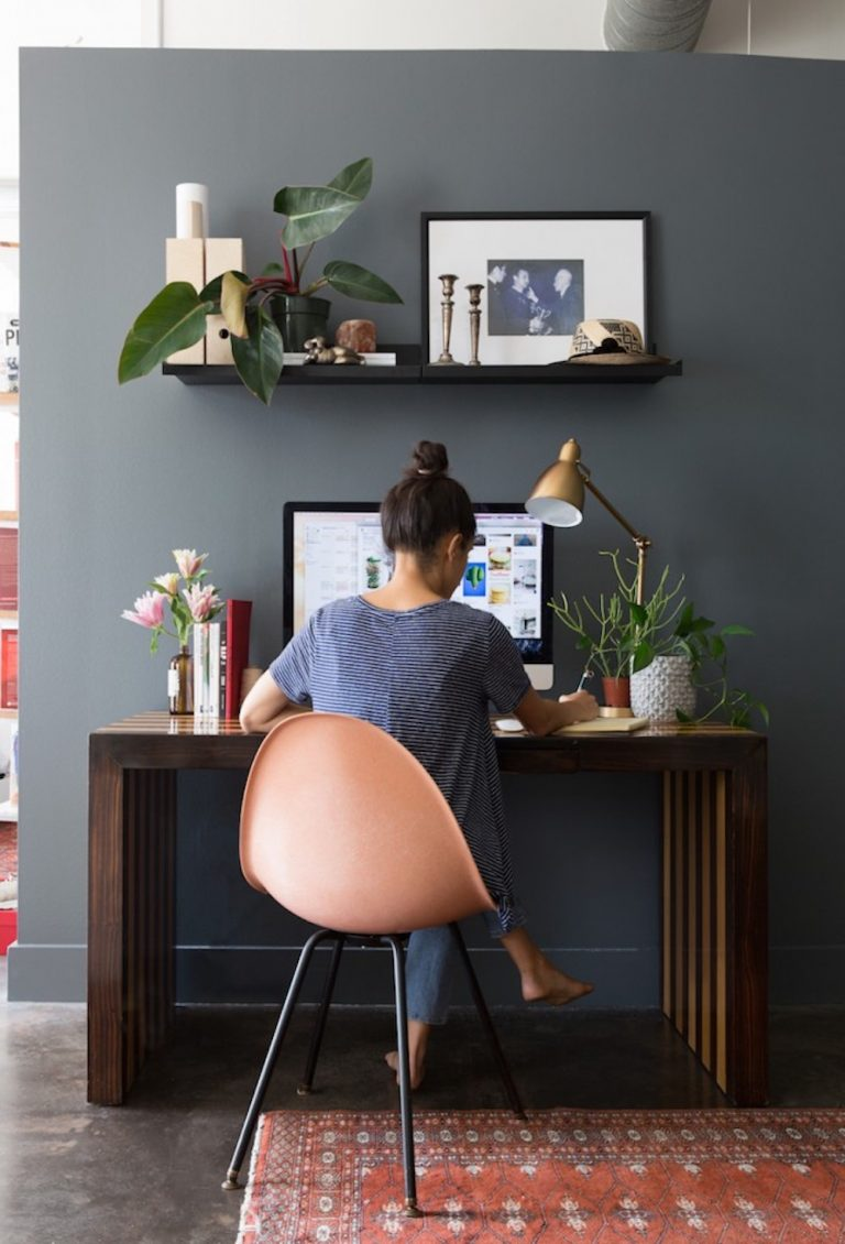 home office, work, career, chic home