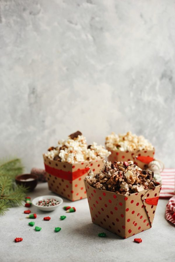 3 easy ways to dress up your popcorn