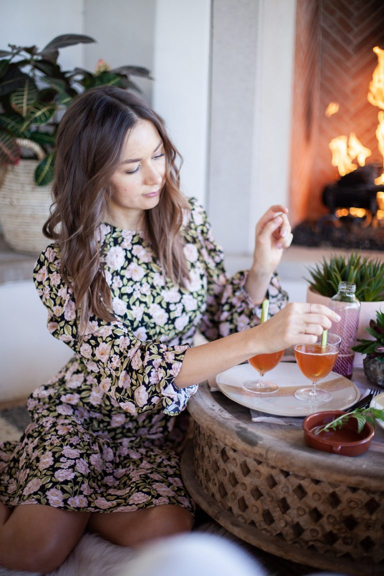 aphrodisiac valentine's cocktail recipe
