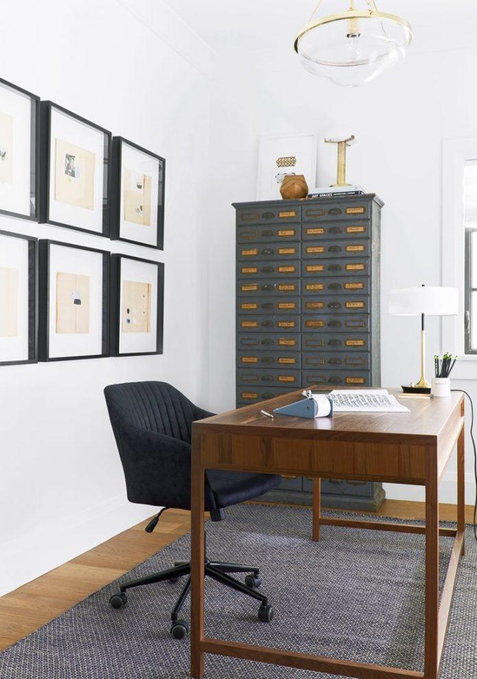 Emily Henderson Home office
