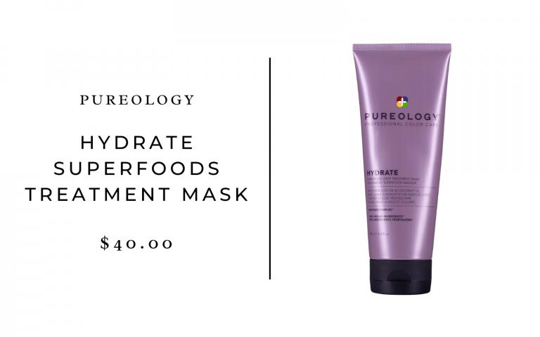 pureology hair mask