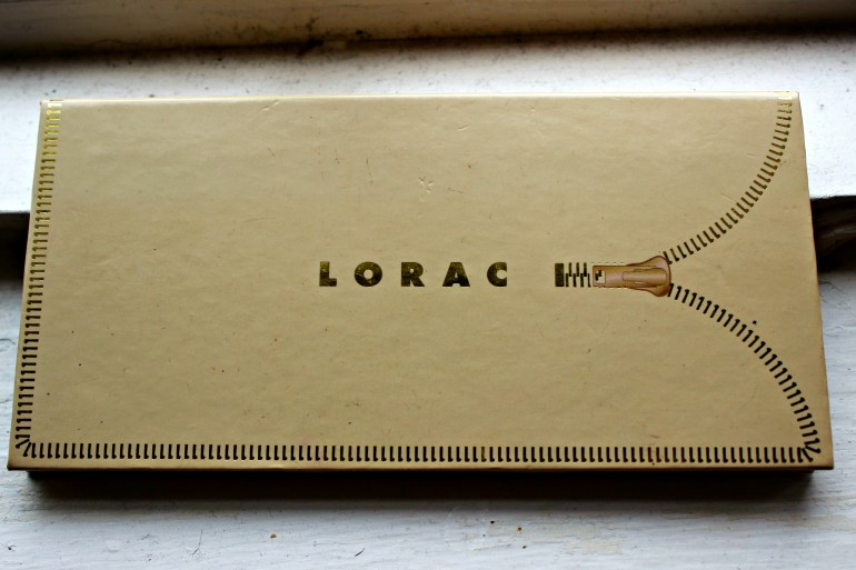 Lorac unzipped palette - high end
