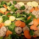 Sausage and Veggies Recipe