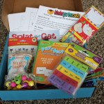 March Kindergarten Crate