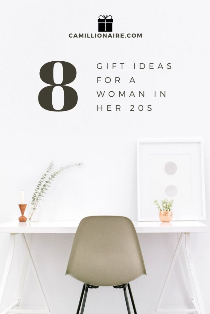 Gift Guide for Women in their 20s