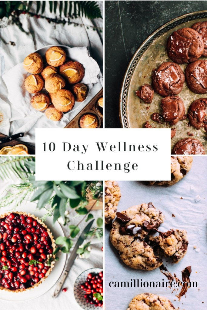 10 day wellness challenge