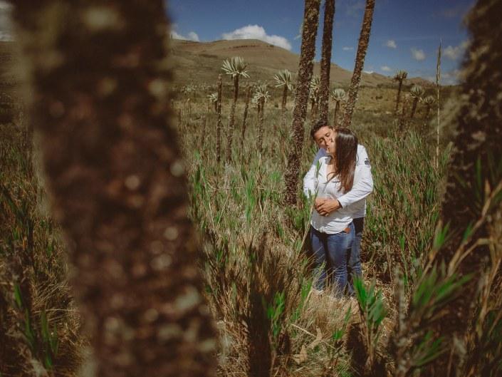 Juliana & Javier - Parque Nacional Natural Chingaza