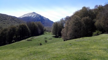 Le mont Pollino