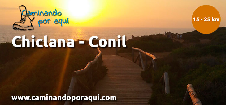Chiclana – Conil