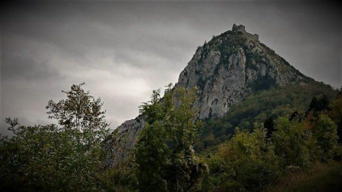 Peñon de Montségur
