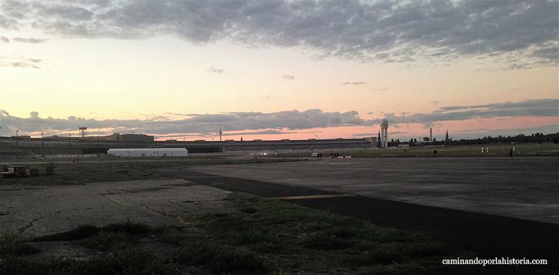 caminadoporlahistoria Tempelhof