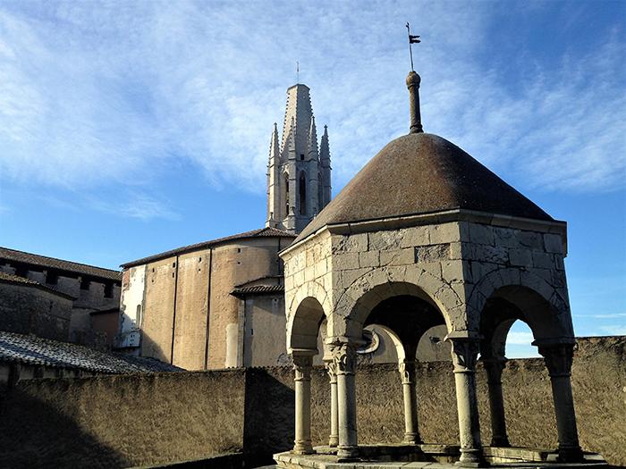 Baños arabes de Girona 1