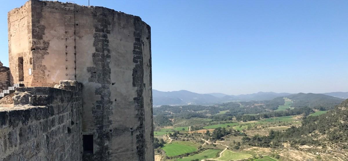 Castillos medievales de frontera, viviendo en tierra de nadie